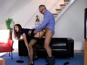 mature nylon and heels pictures