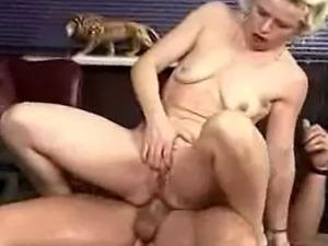 kinky schoolgirl gets an anal banging