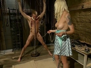 dominant wife publicly sexually humiliating husband