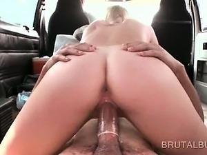 uk hardcore bus porn bang