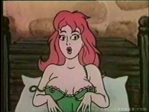 cartoon computer seeing sex video