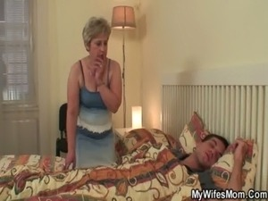 Hot mother in law sex