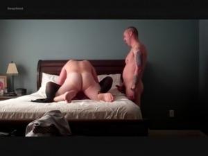 black cock unprotected sex cuckold wives
