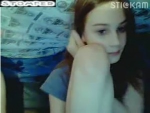 young teens on web cam