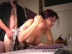 painful anal blonde