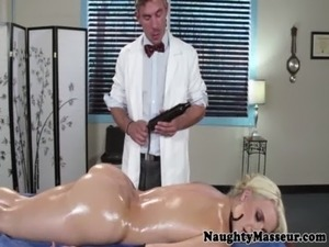 Massage clips porno