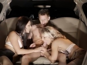 largest group sex party