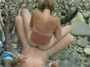 ebony sex on rhe beach