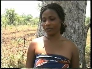 Big african breast