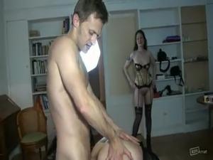 Strap on sex videos