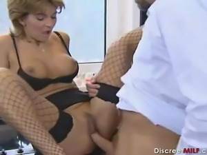 mature women enjoying oral sex