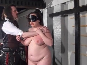 pussy punished with rope