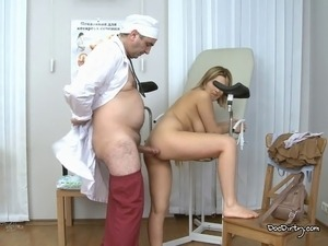 girlfriend doctor butt embarrassed