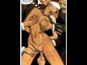 adult comic hardcore pics