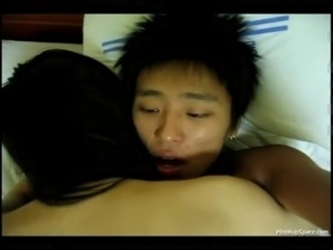 Beautiful Korean model and her private tape free