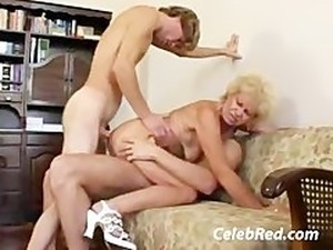 mature pussy double dicks