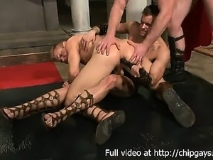 japanese asian ring strip fight