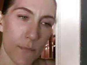Lesbian asslicking video