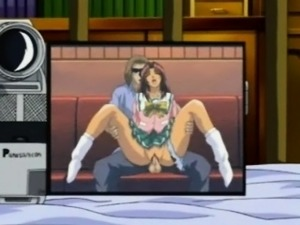 girls anime naked forced