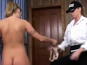sexy police girls video porn