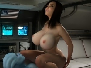 alien hardcore sex cartoon