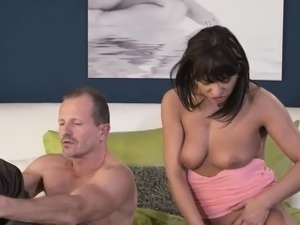Milf tits and ass