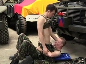 uniform sex free video