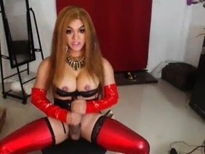 latex mature sexy women