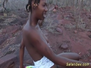 young african nude girls