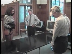 secretary office video amateur