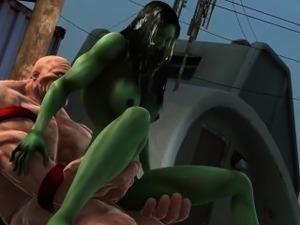porno-dama-zadrala-plate