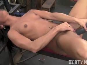 russian gym girl porn