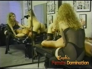 ffm long haired mistress videos