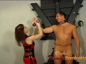 dominatrix oral sex