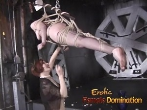 girls tied up and fucked video
