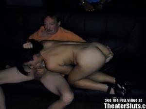 extreme rough bizzare oral anal gangbang