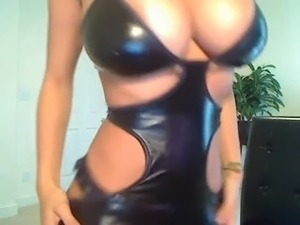 latex and girl pussy