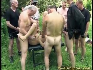 free black orgy porn