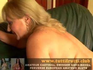 mature fast anal