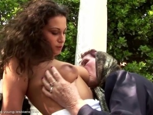 old young lesbian porn video free