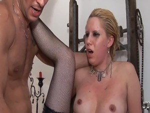 free gang bang pain porn