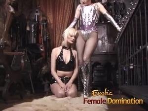 lesbian mistress sex videos