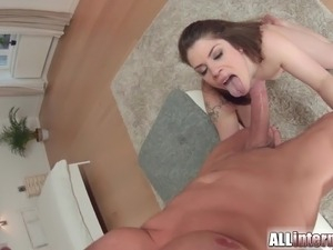 free young girl anal creampie video