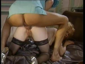 ebony anal double penetration video