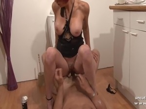 French anal sex