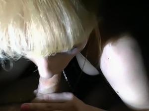 skirt car pussy