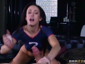 free ebony brazzer video