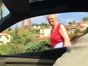 Flash to granny