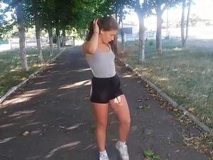 sexy teen girls dancing video