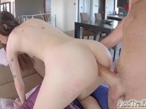 polish girl having sex